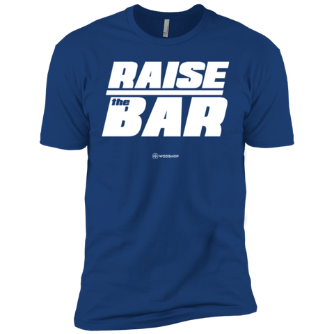 Raise The Bar Men's T-Shirt