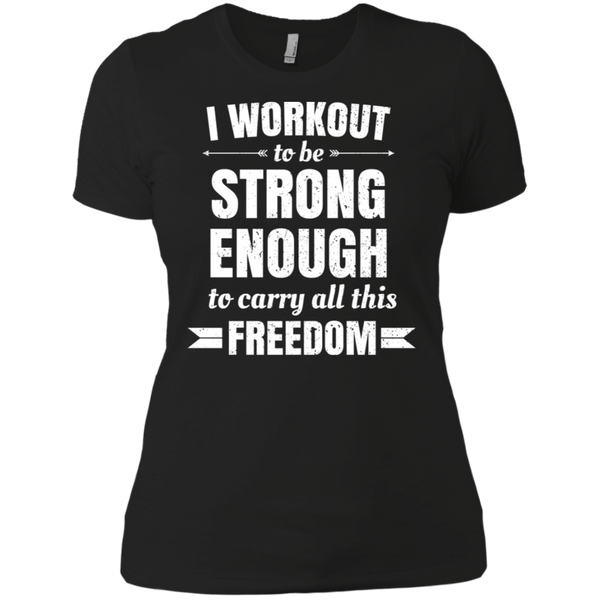 Fitness Freedom Women's T-Shirt