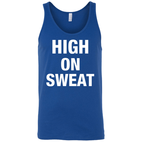 HIGH ON SWEAT Men's Tank
