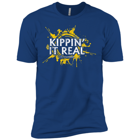 Kippin' It Real Men's T-Shirt