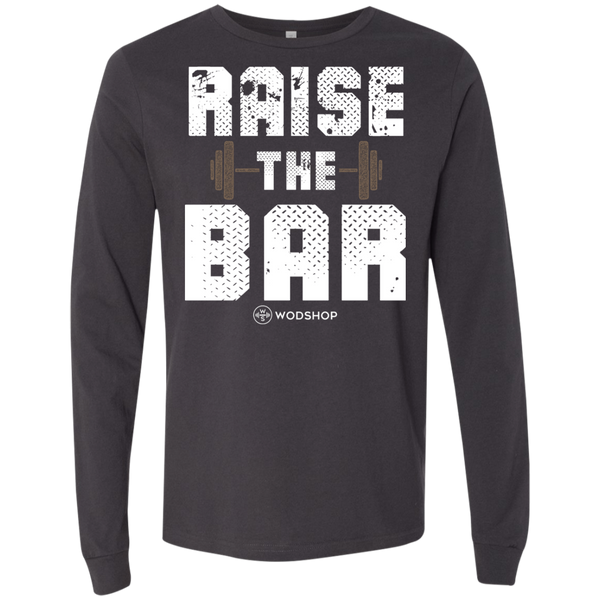 Raise The Bar v2 Long Sleeve