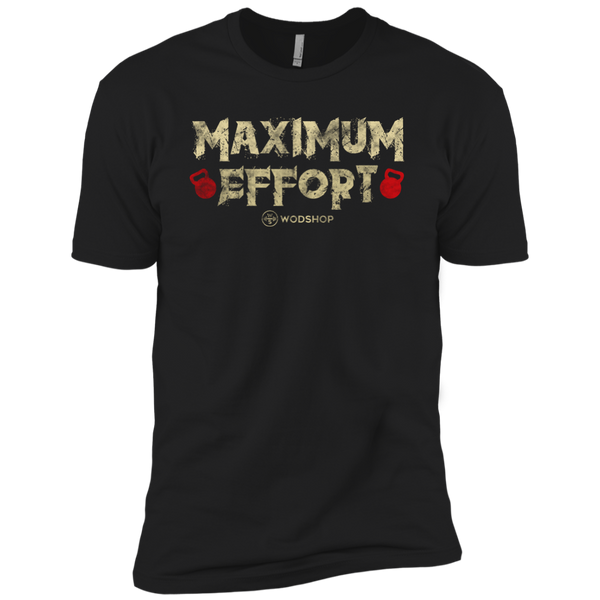 Maximum Effort v2 T-Shirt