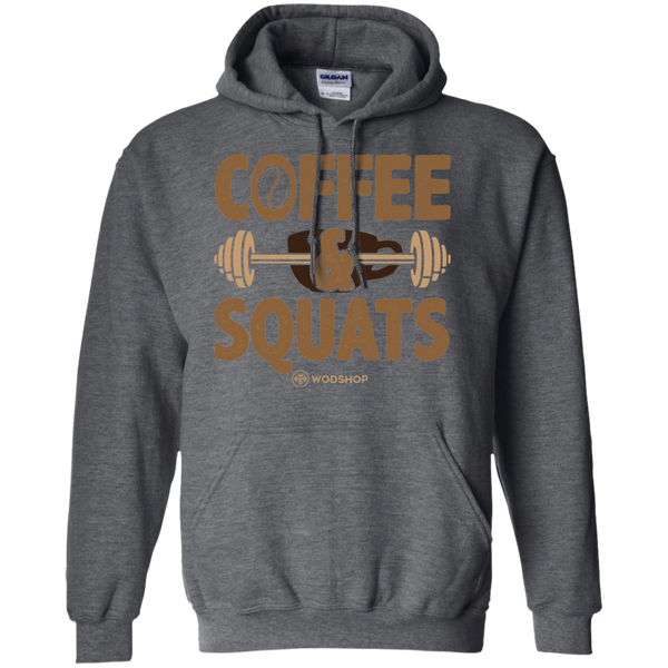 Coffee and Squats Hoodie