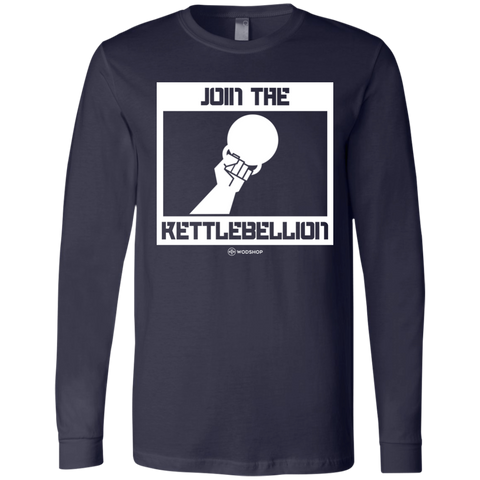 Join The Kettlebellion Long Sleeve