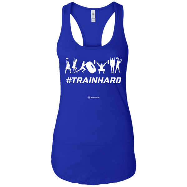 #TRAINHARD Women's Tank