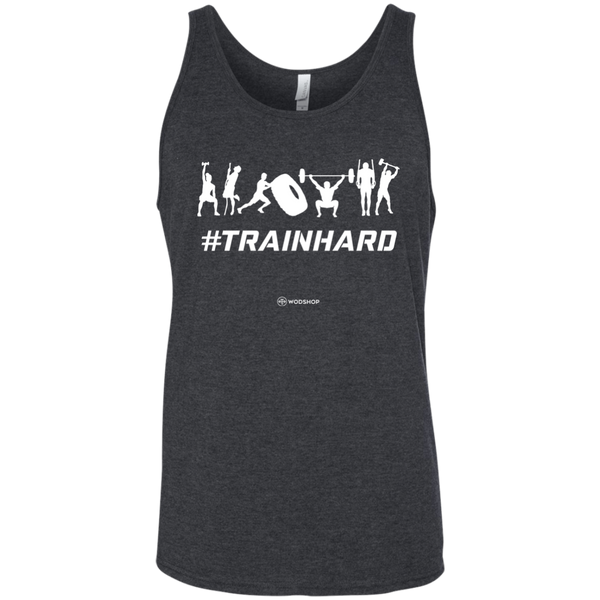 #TRAINHARD Men's Tank