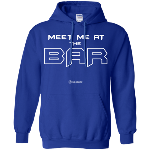 Meet Me At The Bar Hoodie