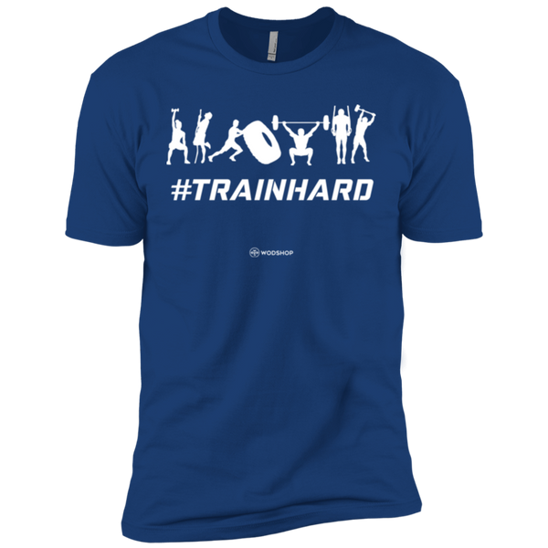 #TRAINHARD Men's T-Shirt