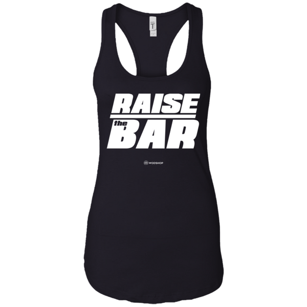 Raise The Bar Women's Tank