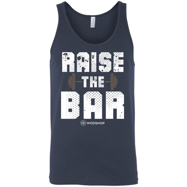 Raise The Bar v2 Men's Tank