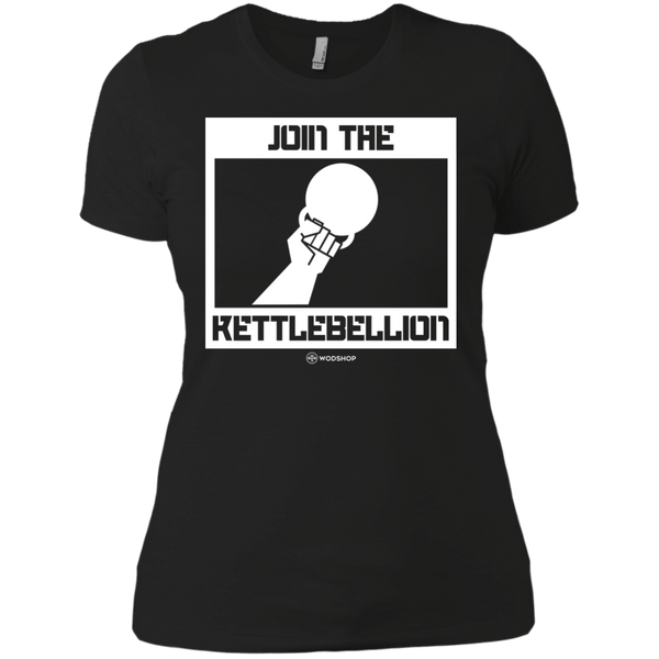 Join The Kettlebellion Women's T-Shirt