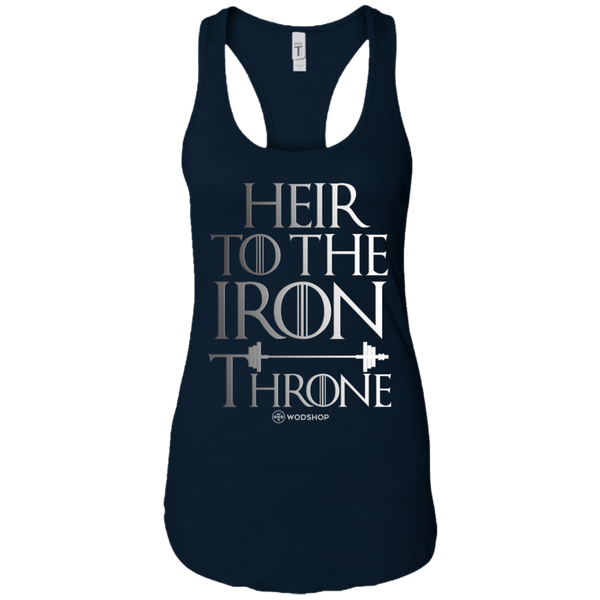 HEIR TO THE IRON THRONE Women's Tank