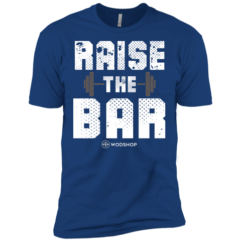 Raise The Bar v2 Men's T-Shirt