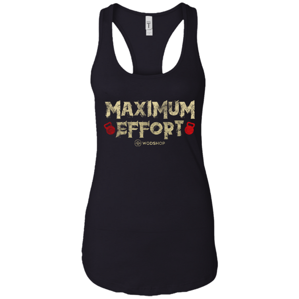 Maximum Effort v2 Women's Tank