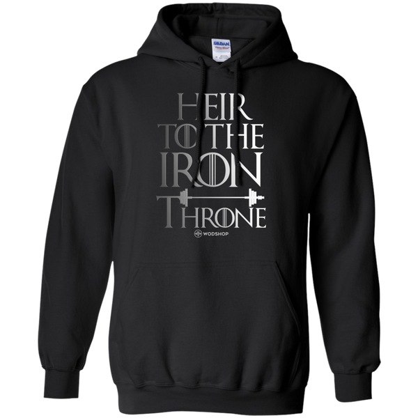 HEIR TO THE IRON THRONE Hoodie