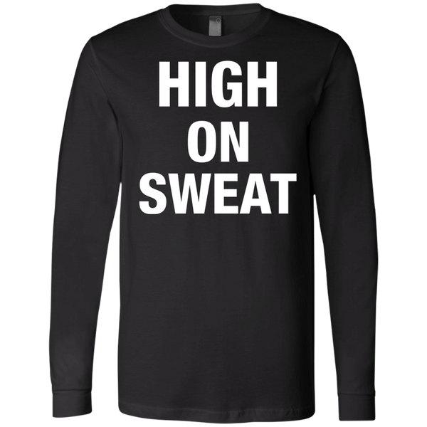 HIGH ON SWEAT Long Sleeve