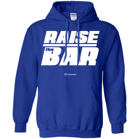 Raise The Bar Hoodie