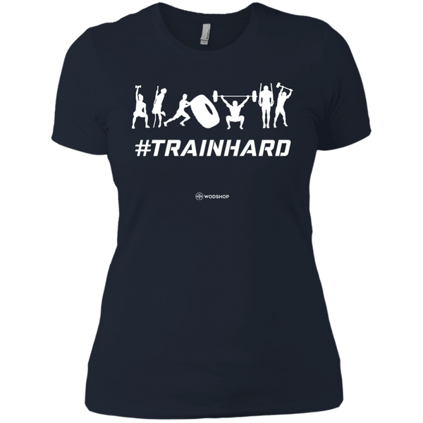 #TRAINHARD Women's T-Shirt