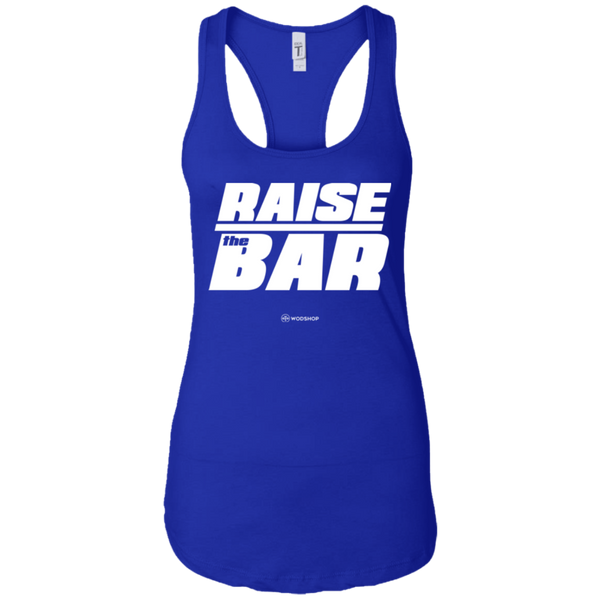 Raise The Bar Racerback Tank