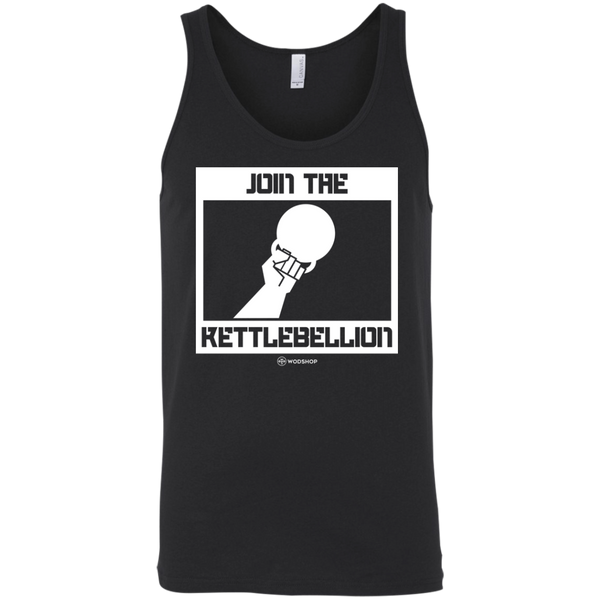 Join The Kettlebellion Men's Tank