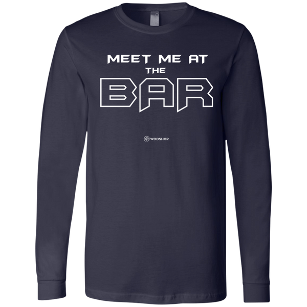 Meet Me At The Bar Long Sleeve