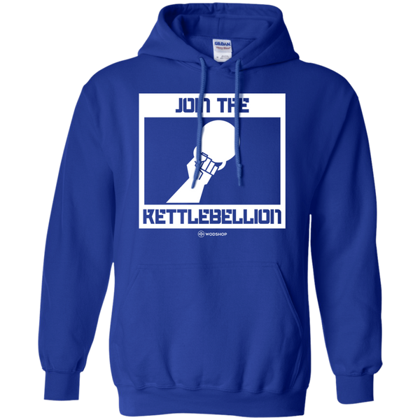 Join The Kettlebellion Hoodie