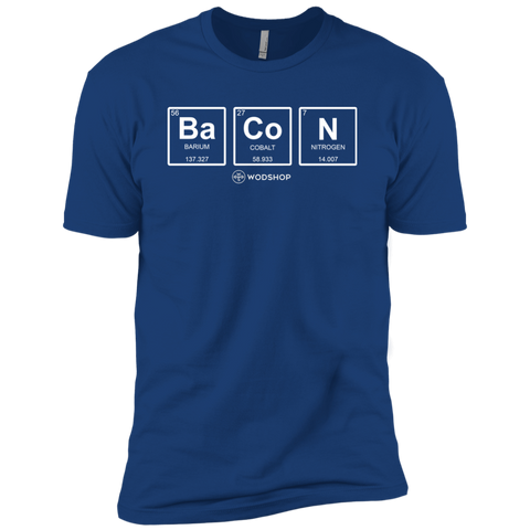 Ba Co N Men's T-Shirt