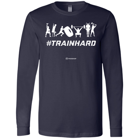 #TRAINHARD Long Sleeve