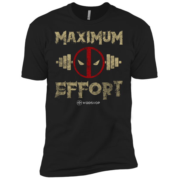 Maximum Effort Men's T-Shirt