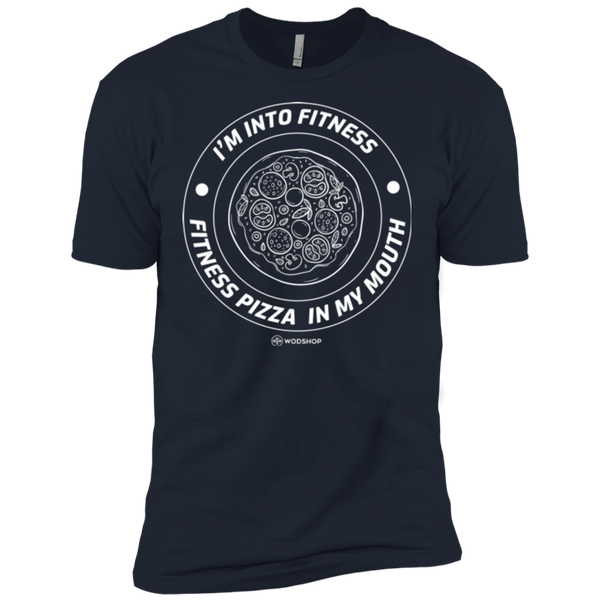I'm Into Fitness... Fitness Pizza In My Mouth T-Shirt