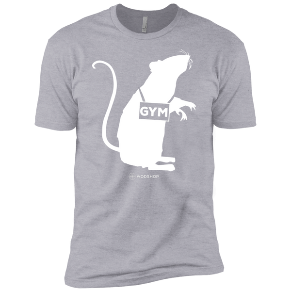 Gym Rat Men's T-Shirt