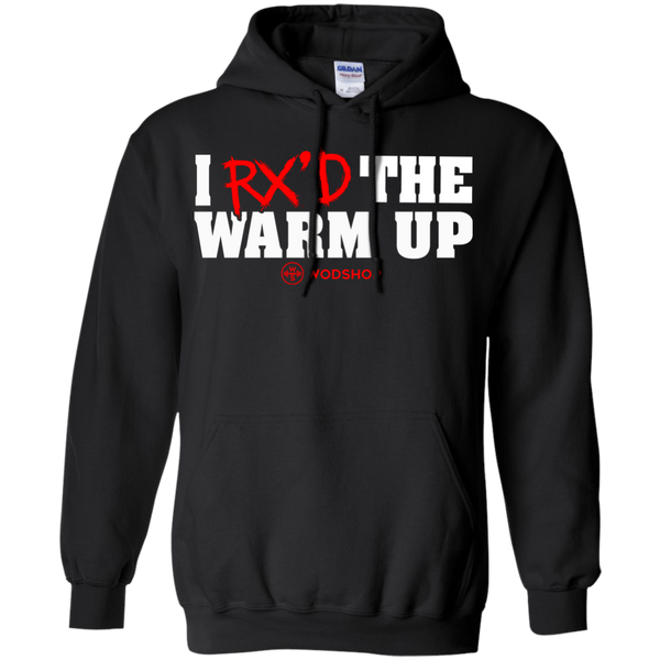 I RX'd the Warm Up Hoodie