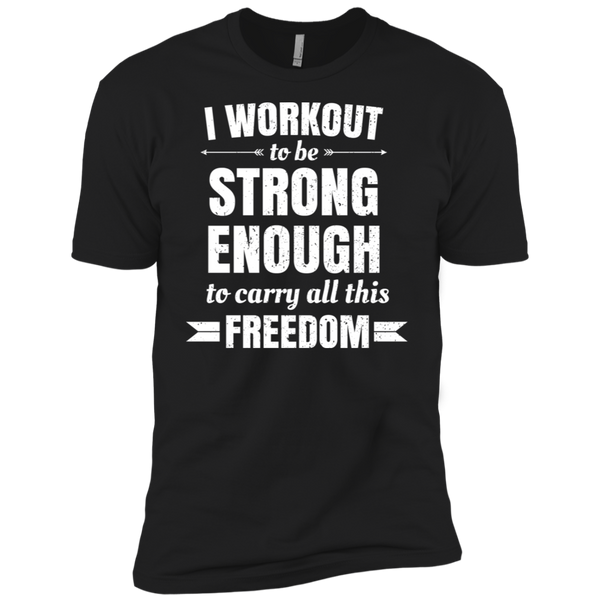 Fitness Freedom Men's T-Shirt