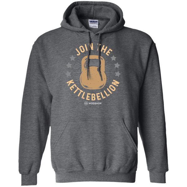 Join the Kettlebellion v2 Hoodie