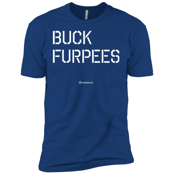 Buck Furpees Men's T-Shirt