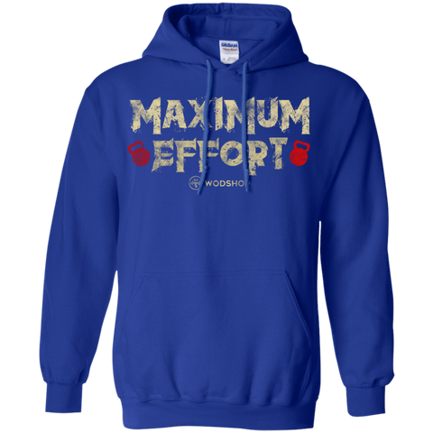 Maximum Effort v2 Hoodie