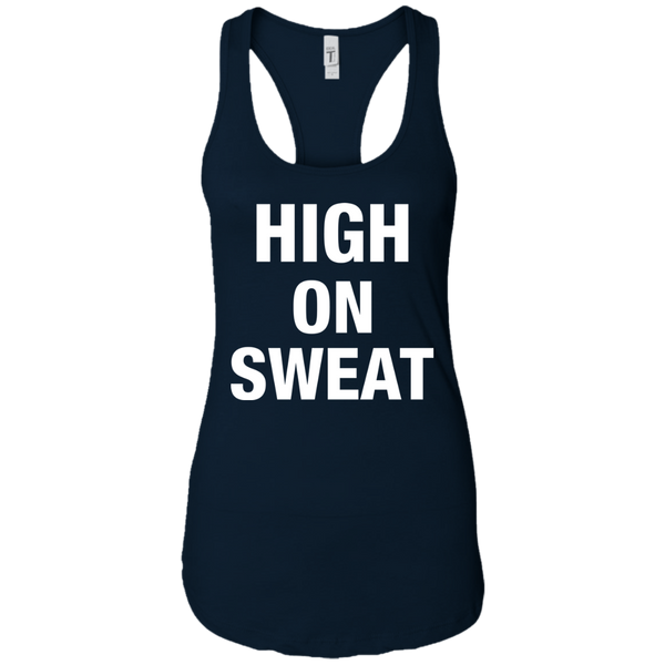 HIGH ON SWEAT Women's Tank