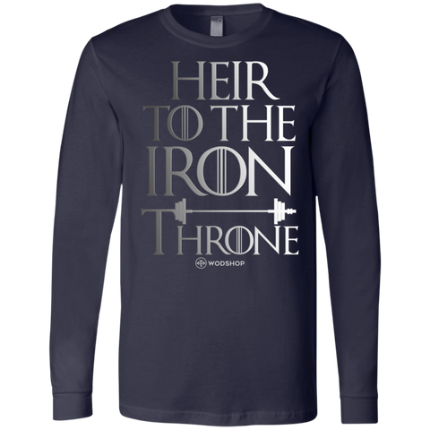 HEIR TO THE IRON THRONE Long Sleeve