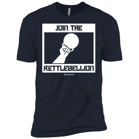 Join The Kettlebellion T-Shirt