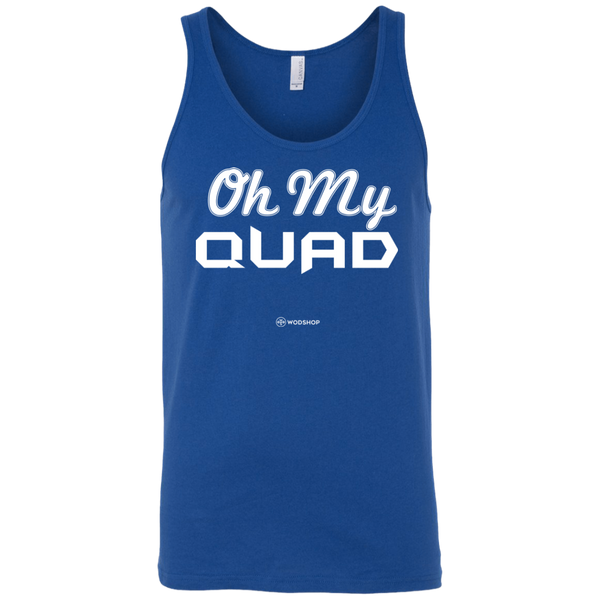 Oh My Quad Men's Tank