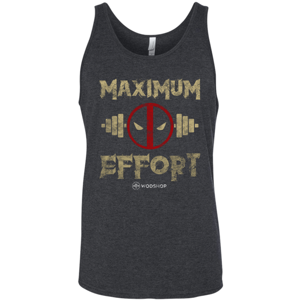 Maximum Effort Men's Tank
