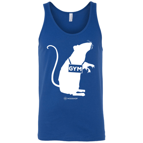 Gym Rat Men's Tank