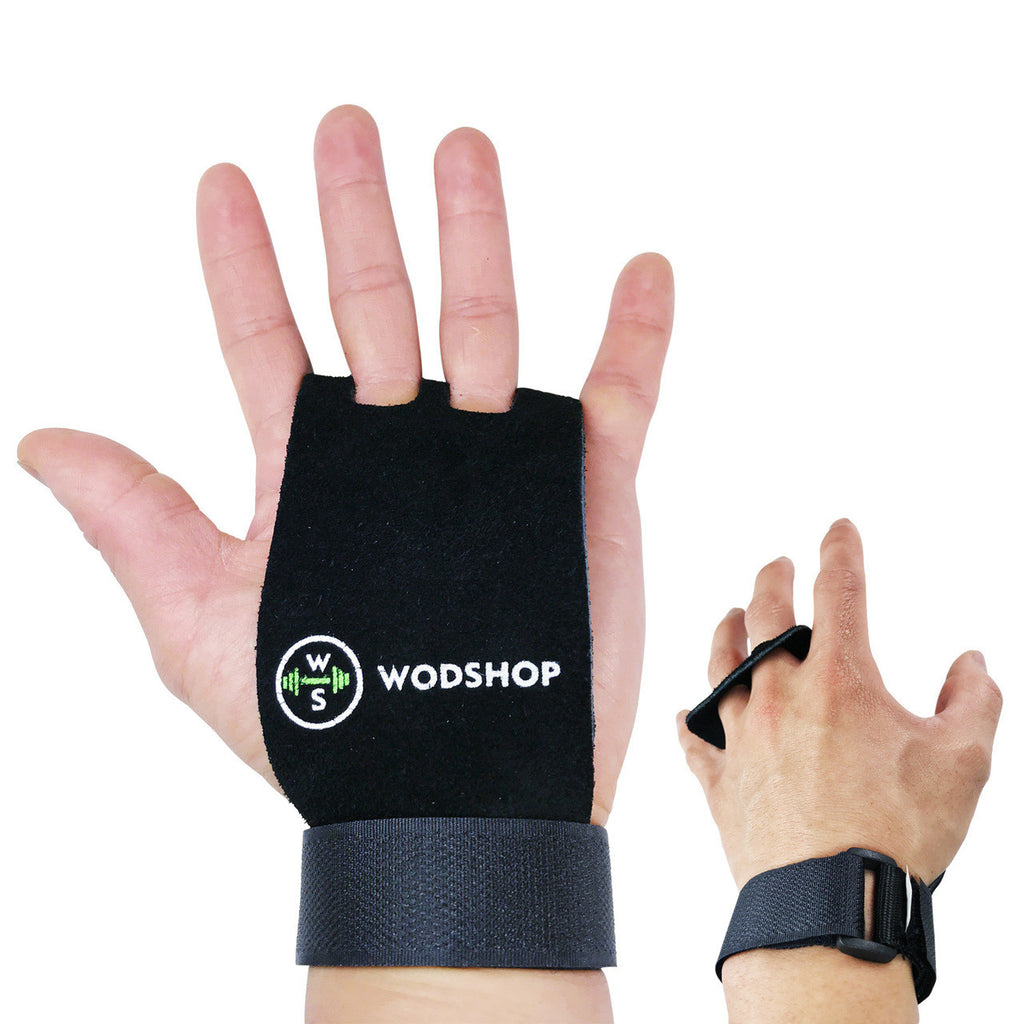 WODshop | Genuine Leather Gymnastics Grips