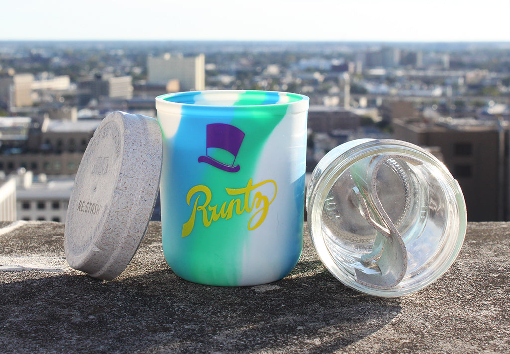 New Runtz Re:stash Collab Jar – Re-stash