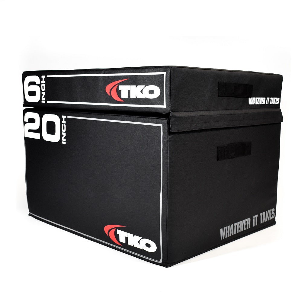 Stackable Foam Plyo Boxes Tko Strength Amp Performance