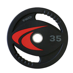Signature Olympic Urethane Grip Plate