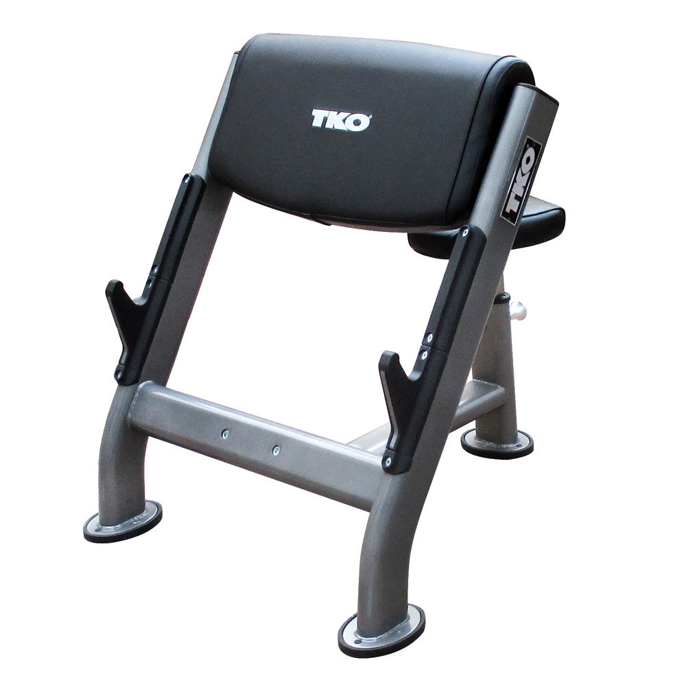 Hoist Preacher Bench: TKO Strength & Performance