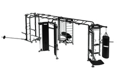 Stretching+Boxing+Rebounder+Power Rack Station
