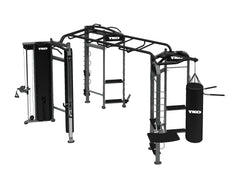 Stretching+Combat+Functional Trainer