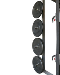 POWER RACK W/STORAGE